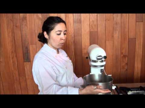 Batidora Kitchen Aid prevencion de riesgos CAS 29