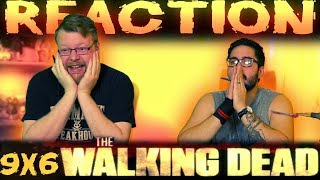"""The Walking Dead 9x6 REACTION!! """"Who Are You Now?"""""""