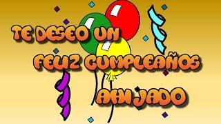 Tarjeta Virtual Animada De Feliz Cumpleaños Ahijado