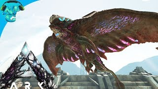 ARK Extinction - Desert Titan is the Fastest and Easiest Titan to Tame! Here's How to do it! E10