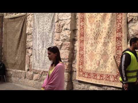 Израиль 12: улицы Иерусалима