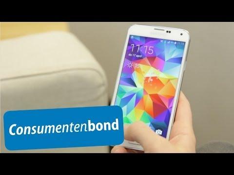 Samsung Galaxy S5 - Review (Consumentenbond)
