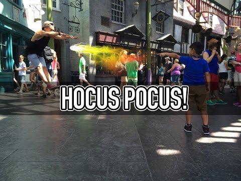 HOCUS POCUS! | @PAULZEDRICH