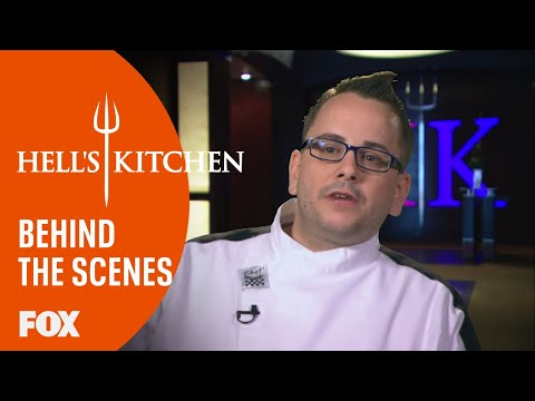 HELL'S KITCHEN | Season 14 Contestant: Michael | FOX BROADCASTING