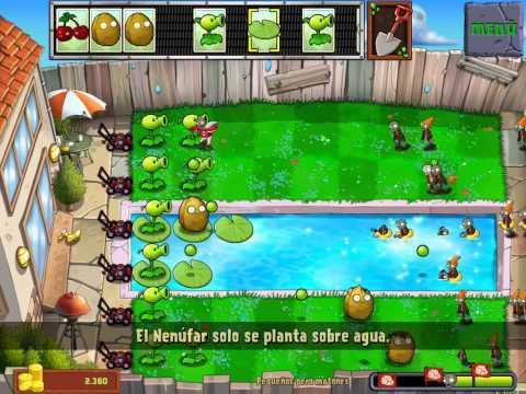 Pequeños pero matones - Plantas contra Zombies