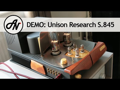 Download Unison Research Simply 845
