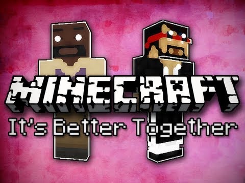 Minecraft: It's Better Together w/ Mark Part 2 – Mark Lacks Depth Perception