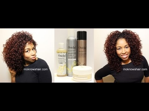 Ouidad Review feat. Curl Last Flexible-Hold Hairspray