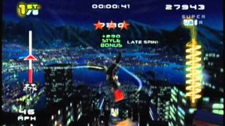 SSX 3_ Mac at Metro-City