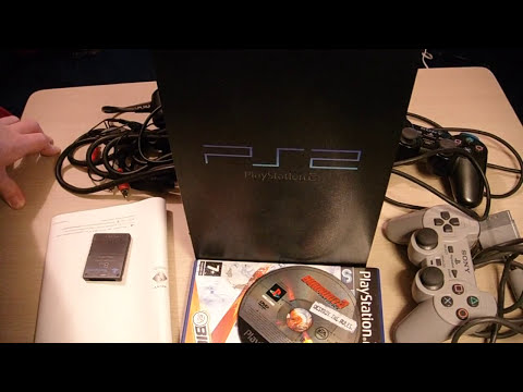 Playstation 2 - Unboxing