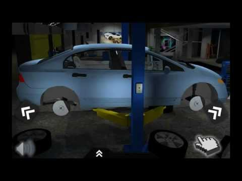 Fix My Car: Custom Mods - Android / iOS Gameplay Review