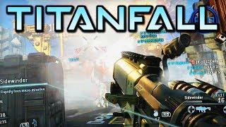 TITANFALL Multiplayer GAMEPLAY - Shotgun & Titans! FULL Game! - (Titan fall Game play 1080p HD)