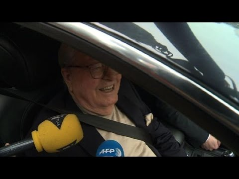 France's Jean-Marie Le Pen suspended from own far-right party