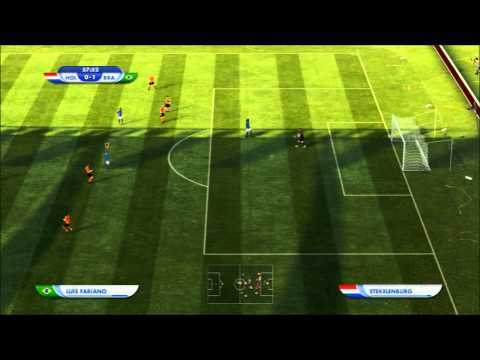 FIFA World Cup 2010: Holanda X Brasil [HD 720p]