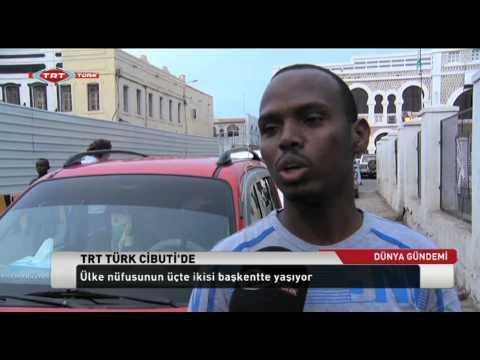 TRT Dünya Gündemi Cibuti Özel Yayını 1