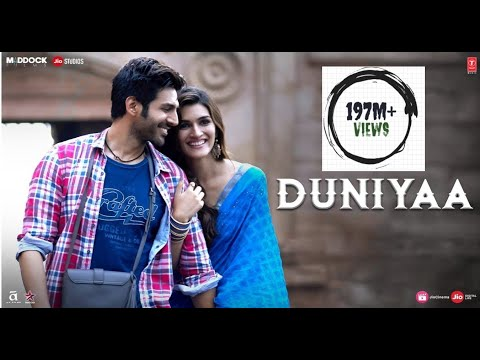 Download Lagu  Luka Chuppi : Duniyaa Full  Song| Kartik ,Kirti|Bulave Tujhe Yaar Ajj Meri Galiyan|Akhil|2019| Mp3 Free