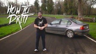 How to Drift - Handbrake entry - Feint entry - High speed entry (pt3)