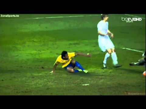 Brazil Serbia/Brazil Srbija 1 0 Goal Fred HD Friendly Match 6.6.2014