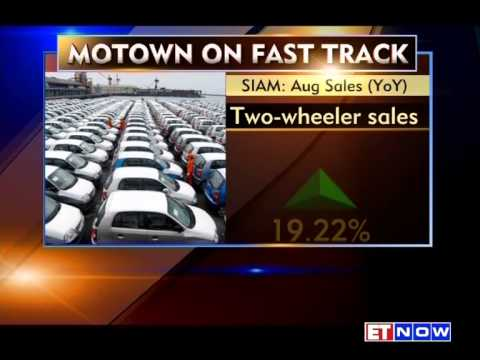 Auto Sector Outperforms In August, Auto Companies Await Festive Season