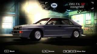 Lancia Delta Integrale EVO- Car mod for Need for Speed Most Wanted 2005
