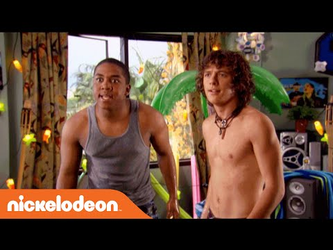 Zoey 101   'Fake Roommate' Official Clip   Nick
