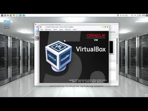 5  CentOS 7 Installing Steps