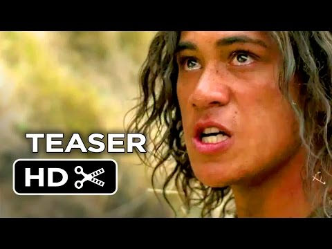The Dead Lands Official Teaser Trailer (2014) - James Rolleston, Lawrence Makoare Movie HD klip izle