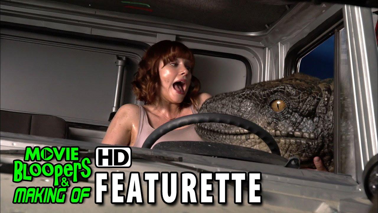 Jurassic World (2015) Blu-ray/DVD Featurette - Dinosaurs & DNA