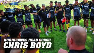 Chris Boyd interview ahead of the second round against the Bulls| Super Rugby Video