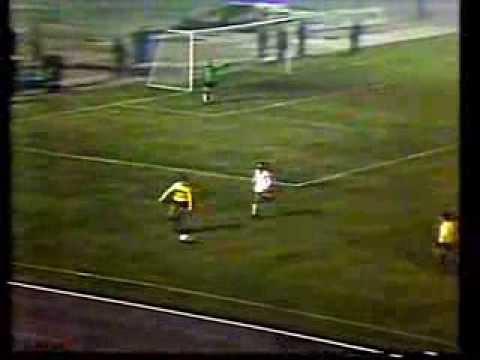 Кубок УЕФА 1983-1984гг.   1/8 финала   Спартак - Спарта Роттердам, ответный матч