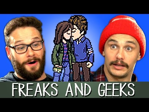 SETH ROGEN & JAMES FRANCO REACT TO FREAKS & GEEKS!!!