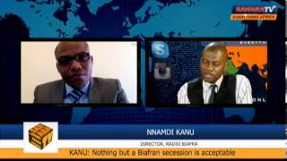 The Somalia Truth - If They Fail To Give Us Biafra, Somalia Will Look Like A Paradise - Nnamdi Kanu