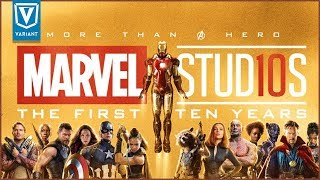 History Of The Marvel Cinematic Universe - The First 10 Years!