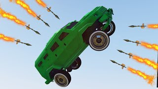 RPGs vs. ARMOURED CARS! (GTA 5 Funny Moments)