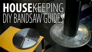 Ends & Odds: DIY Bandsaw Guides & More!