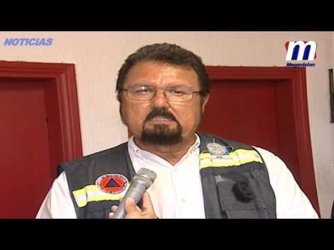 Evalúa UEPC daños lluvias en San Luis Río Colorado