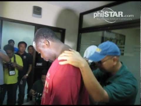 philstar.com video: Executed Pinoy drug mule's Nigerian recruiter falls in QC
