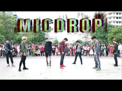 [KPOP IN PUBLIC CHALLENGE] BTS (방탄소년단) 'MIC Drop' | Dance Cover | B.K.A.V