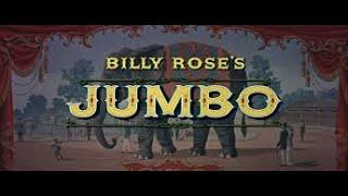 Billy Rose's 'Jumbo' (1962) Trailer - Doris Day, Stephen Boyd, Jimmy Durante & Martha Raye