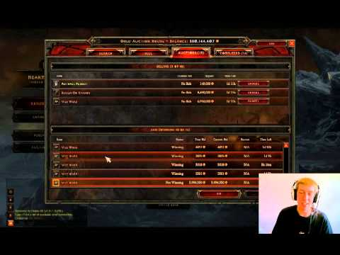 Auction House Buying. Selling. and Flipping Guide. Diablo III Patch 1.0.7 (Part 2 of 2)