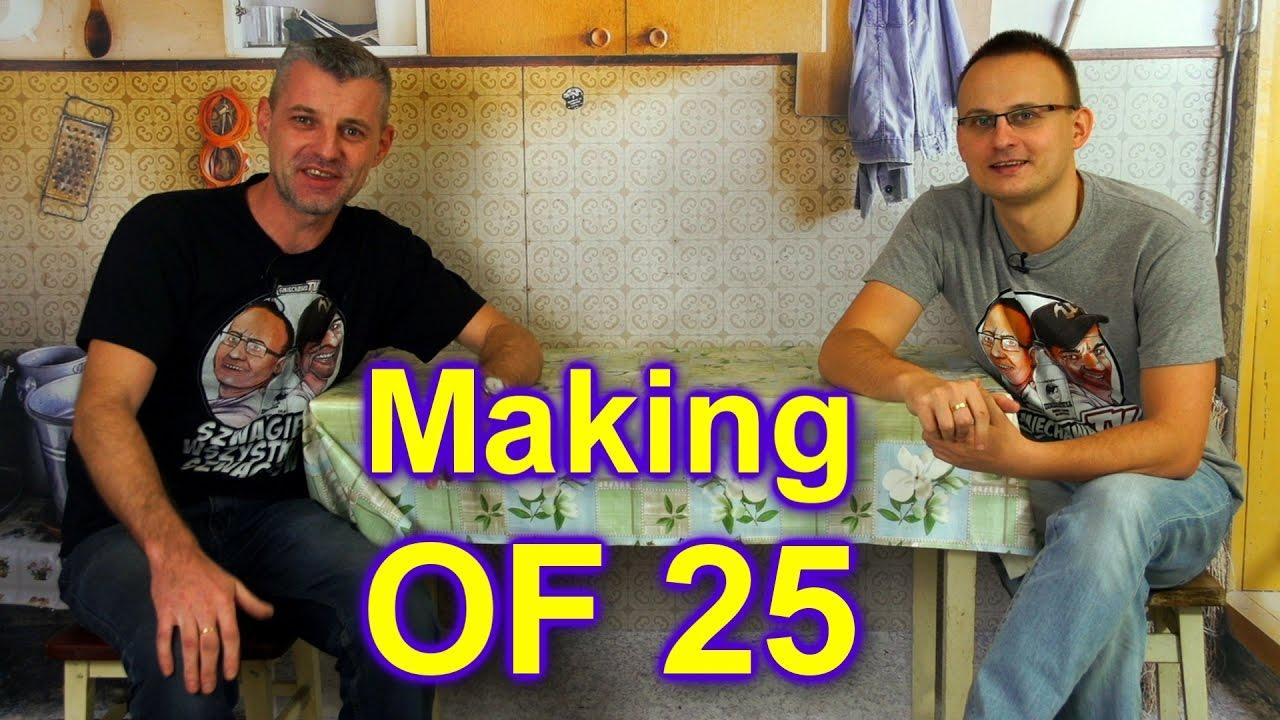 Making OF - Odcinek 25 (Wiosna, Majówka)
