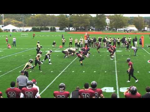 Yianni Gavalas Westminster School Games 1-4