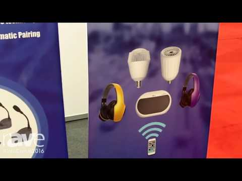 InfoComm 2016: WiMANS Shows New Patented Digital Wireless Conference System and Wireless Technology