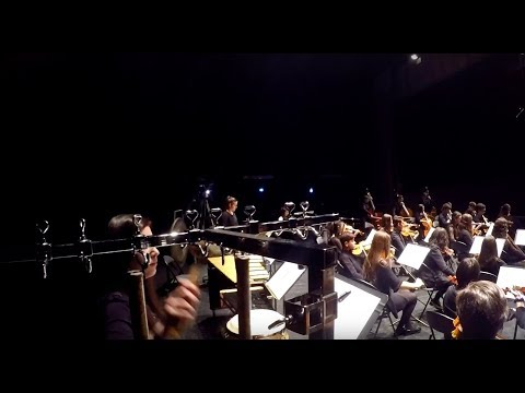 Orquestra de nenos da Sinfónica de Galicia West Side Story  L.Bernstein (Arr. J.Moss) Jorge Montes