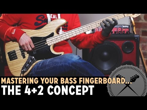 Lesson Bass - Learn To Play Bass Lesson 4