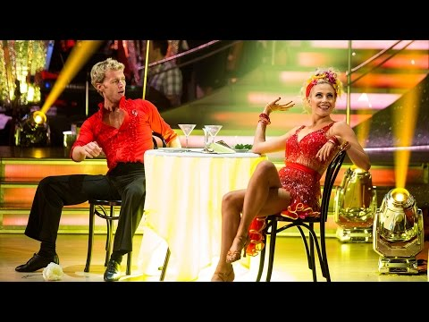 Pixie Lott & Trent Whiddon Samba to 'I Yi Yi Yi Yi' - Strictly Come Dancing: 2014 - BBC One
