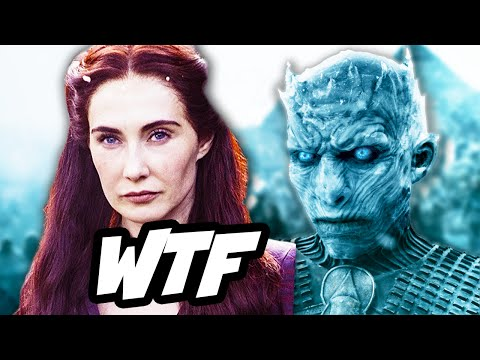 Game Of Thrones Season 6 Episode 1 Melisandre WTF Q&A