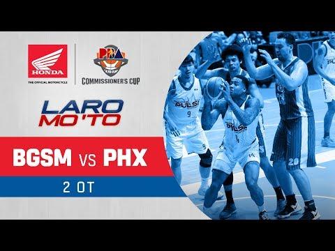 Ginebra vs. Phoenix - 2 OT | PBA Commissioner's Cup 2018