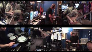 THroNG Free Ambient Electronic High-Energy Music Improvisation in HD
