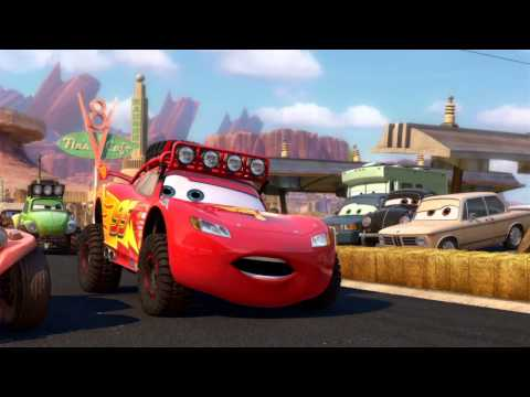Radiator Springs Racers - Rides Attractions - Disney